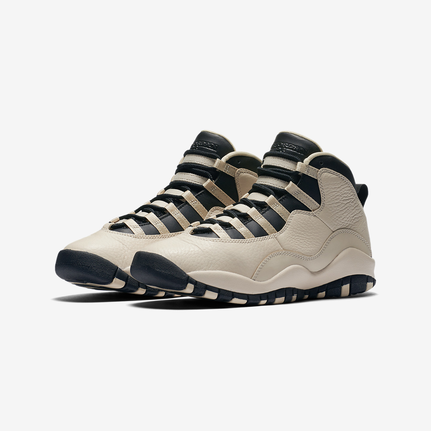Jordan Air Jordan 10 Retro Premium GG Pearl White / Black 832645-207-42