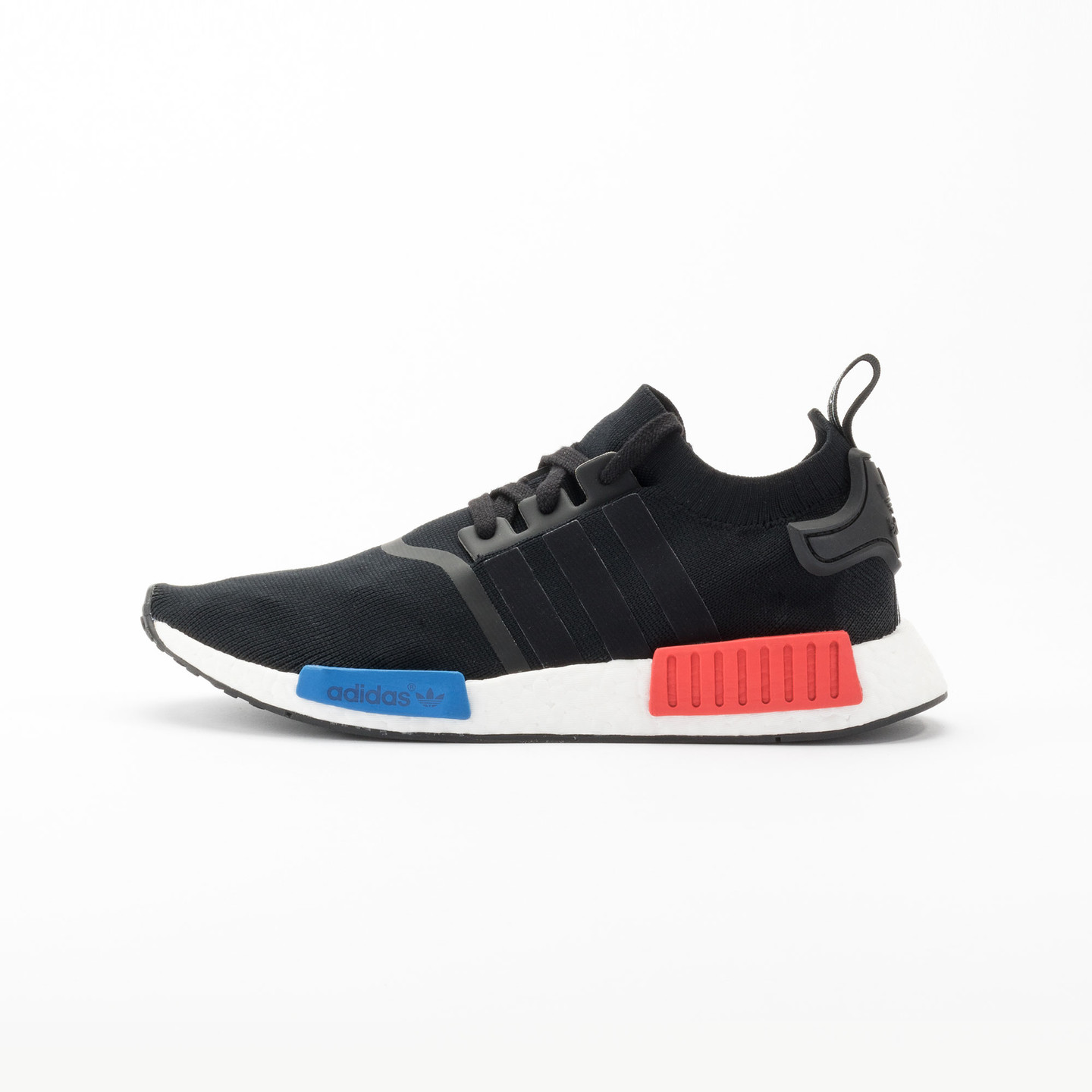 Adidas NMD Runner PK Primeknit Black / Red / Blue / White S79168-47.33