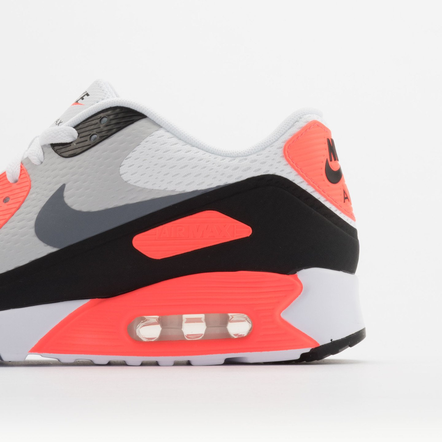 Nike Air Max 90 OG Essential White / Black / Infrared 819474-106-45