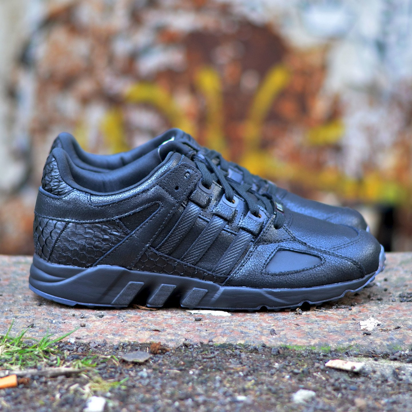 Adidas Pusha T x EQT Running Guidance ´93 Core Black AQ7433-41.33