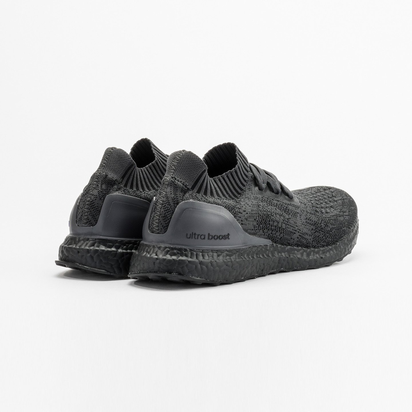 Adidas Ultra Boost Uncaged 'Triple Black' Core Black BA7996