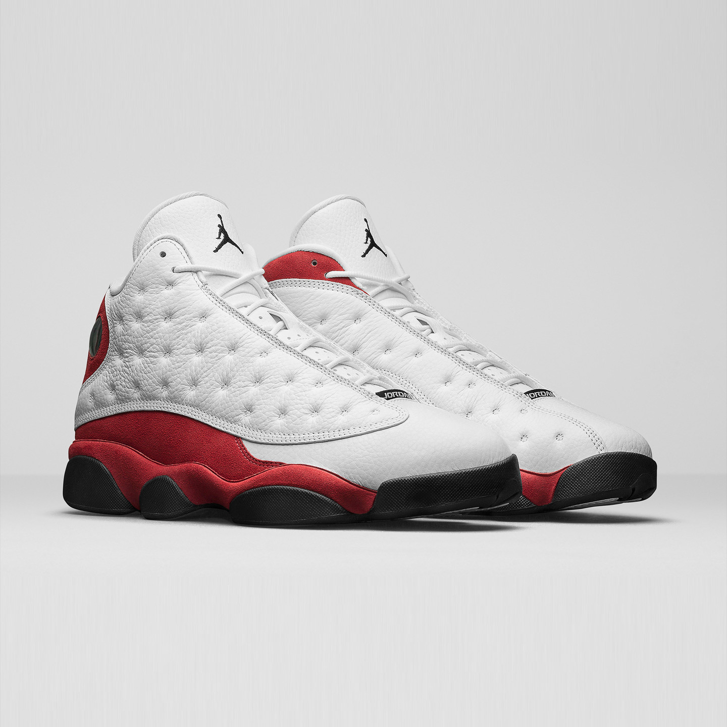 Jordan Air Jordan 13 Retro OG White / Black / Team Red 414571-122-42