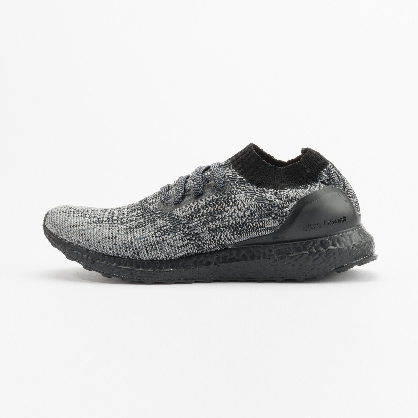 Adidas Ultra Boost Uncaged Ltd Core Black / Solid Grey / Gold Metallic BB4679-45.33