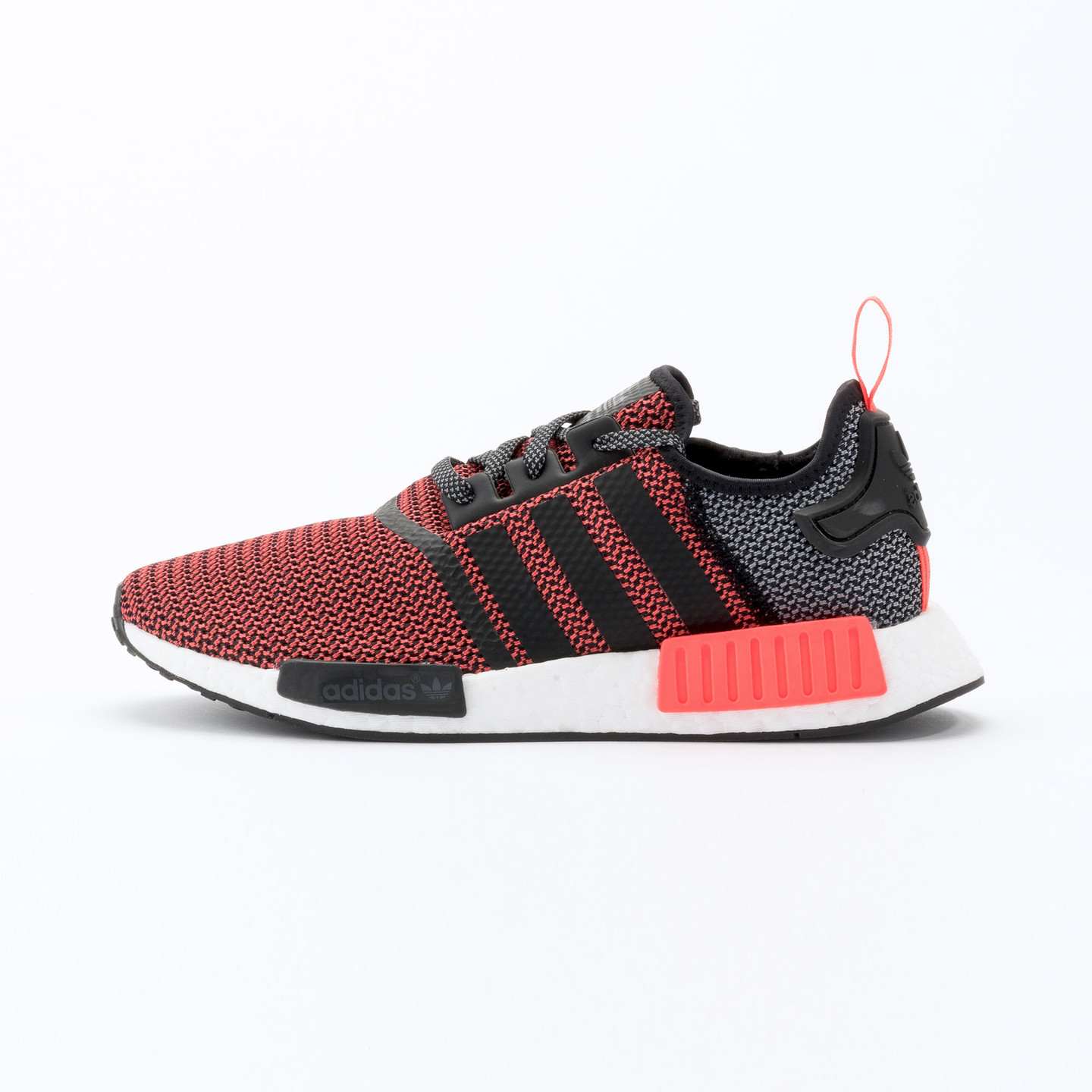 Adidas NMD R1 Runner Lush Red / Core Black S79158-42.66