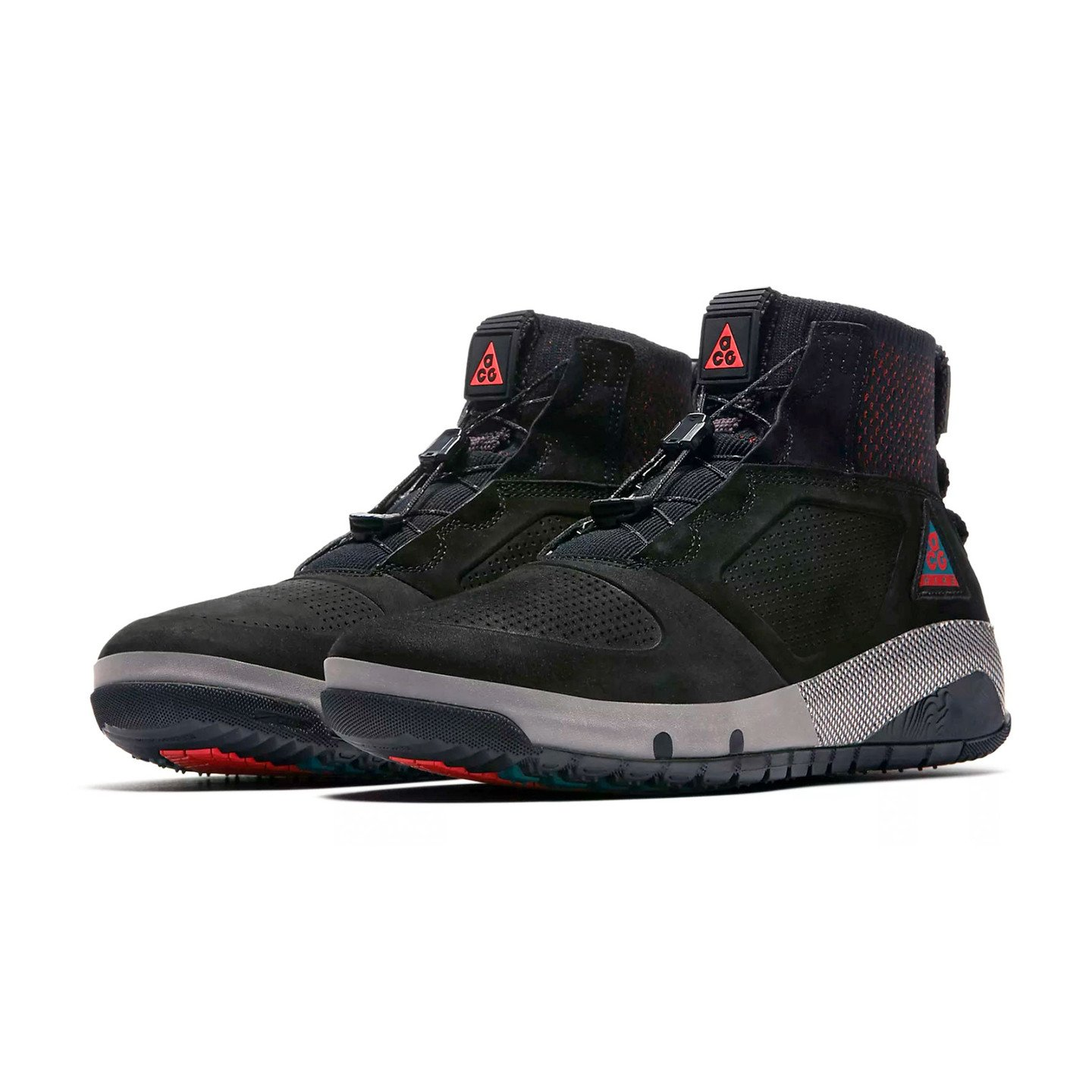 Nike ACG Ruckel Ridge Black / Geode Teal / Habanero Red AQ9333-002