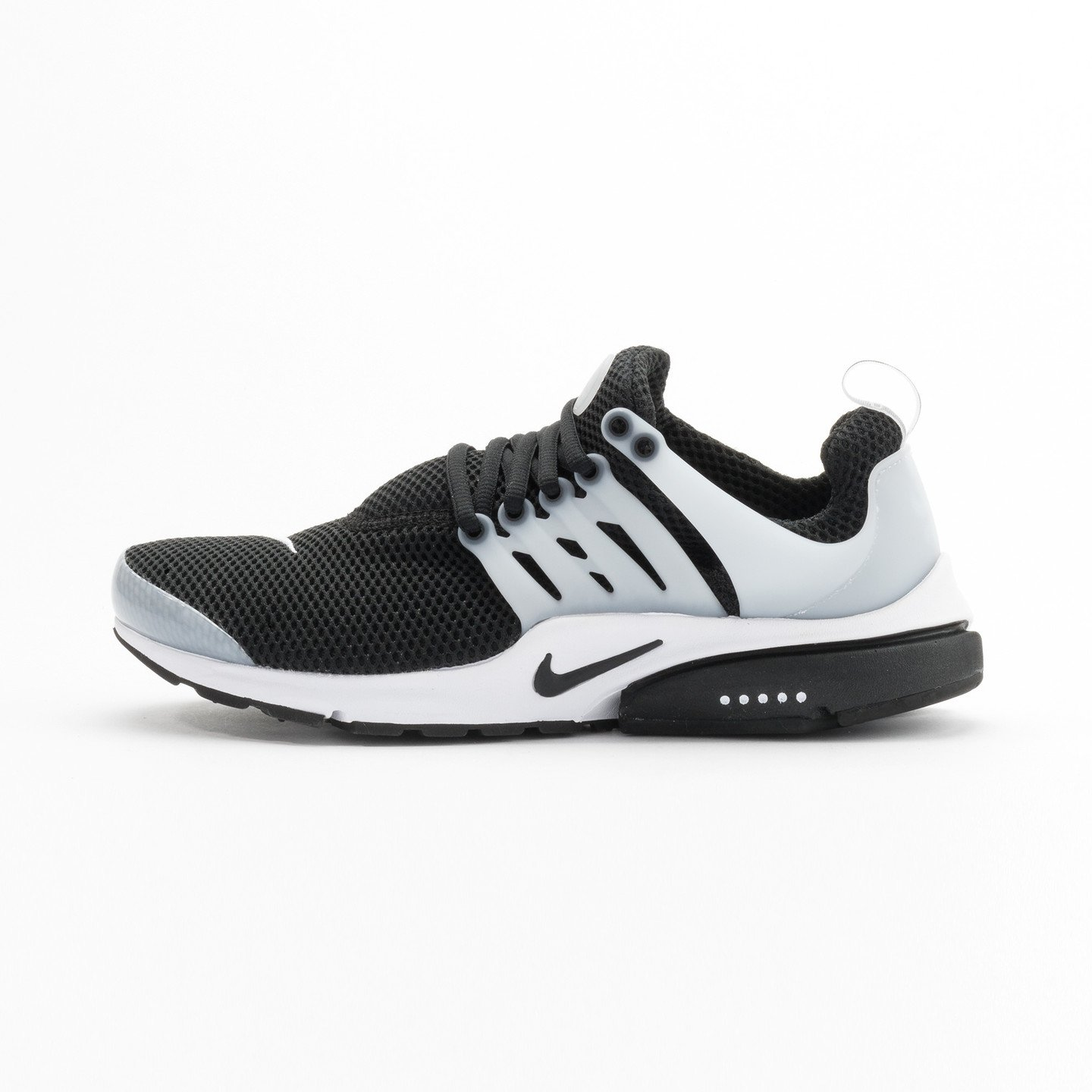 Nike Air Presto Flyknit Ultra Black / White Shadow 848132-010-46