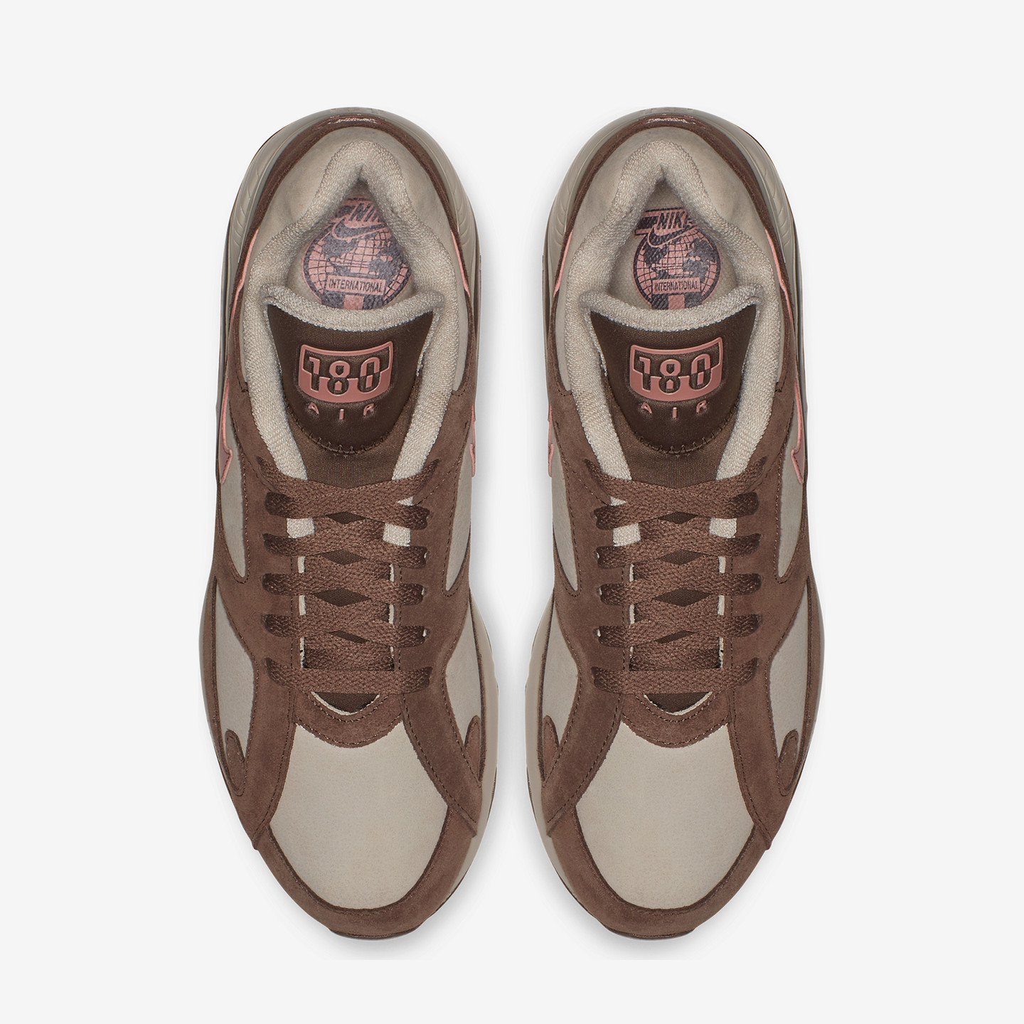 Nike Air Max 180 'Baroque Brown' String / Rust Pink / Baroque Brown AV7023-200