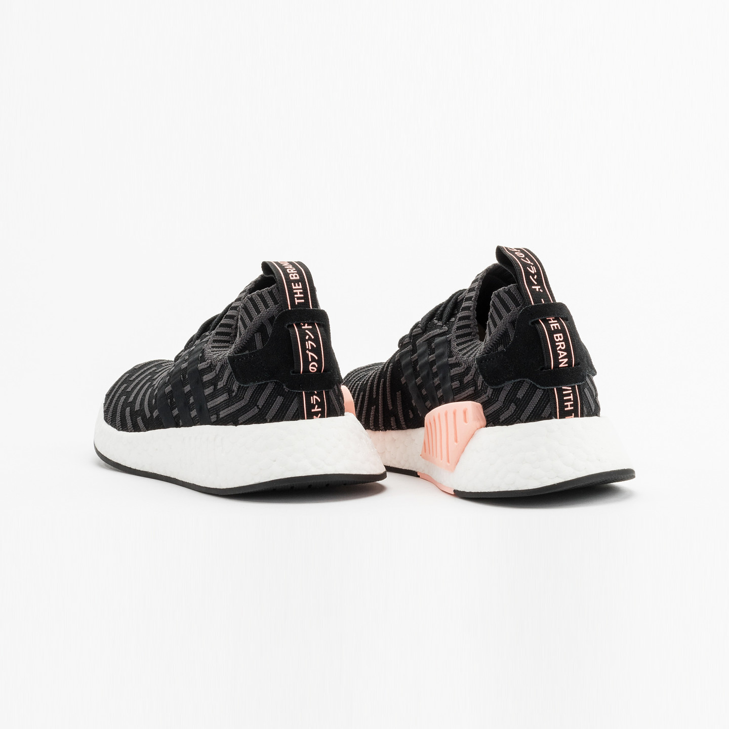 Adidas NMD R2 PK W Utility Black / Core Black / Light Peach BA7239-39.33