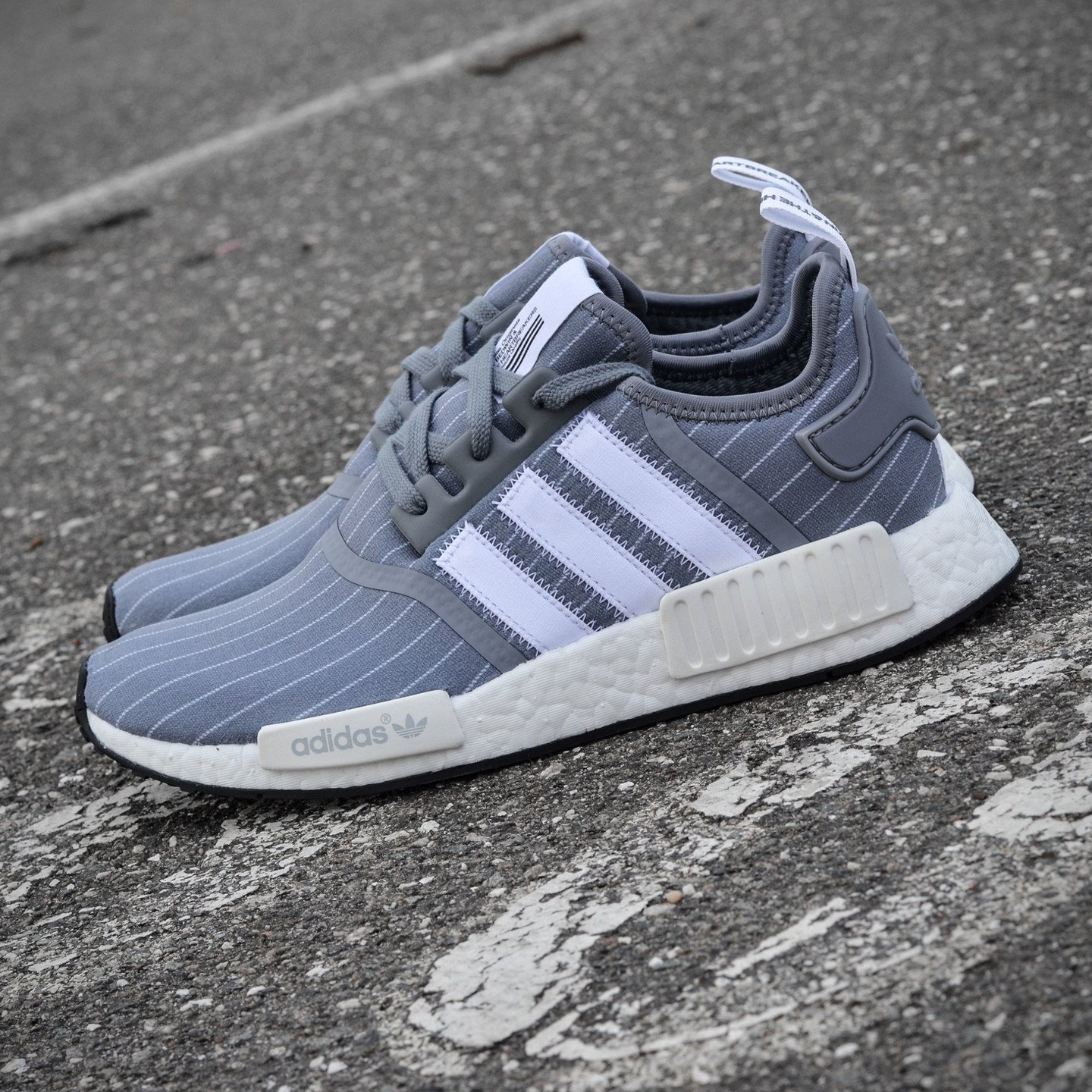 Adidas NMD x Bedwin & the Heartbreakers  Grey / Ftwr White BB3123-42