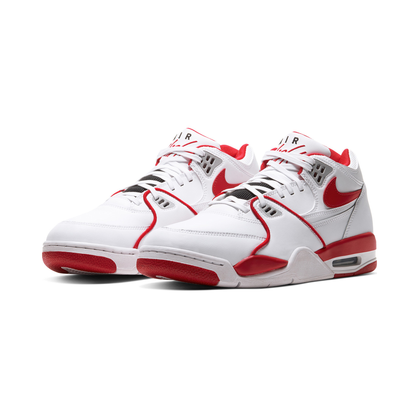 Nike Air Flight ´89 SE White / University Red / Wolf Grey 819665-100