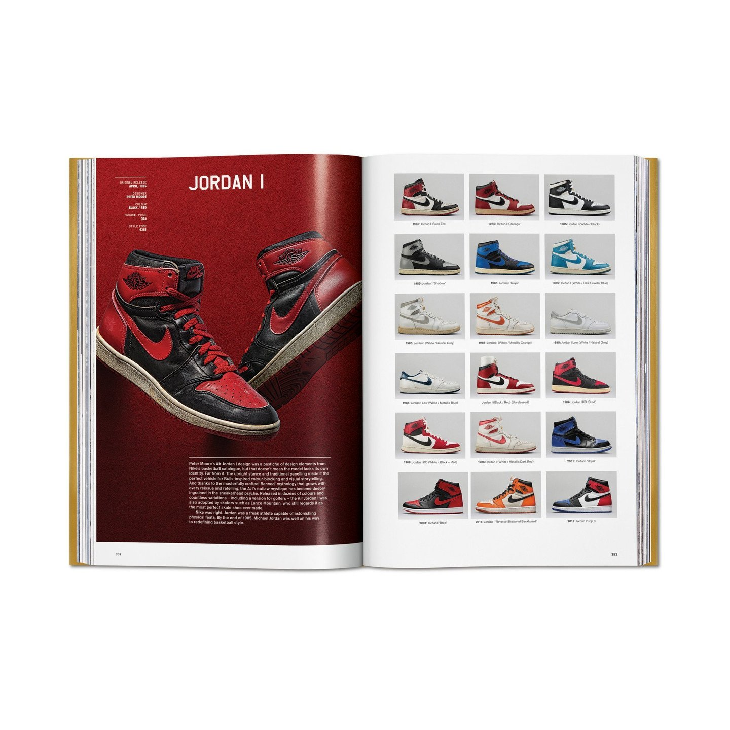 Sneaker Freaker The Ultimate Sneaker Book Multicolor ISBN9783836572231