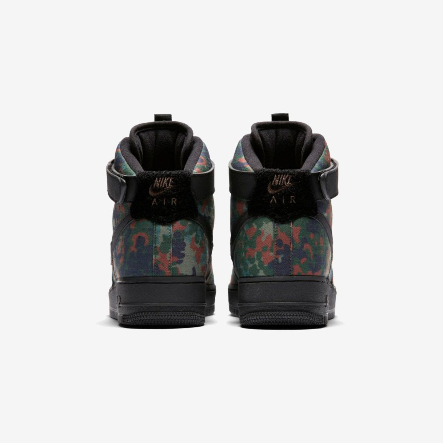 Nike Air Force 1 High 07 LV8 'Germany' Alligator / Black / Safari BQ1669-300
