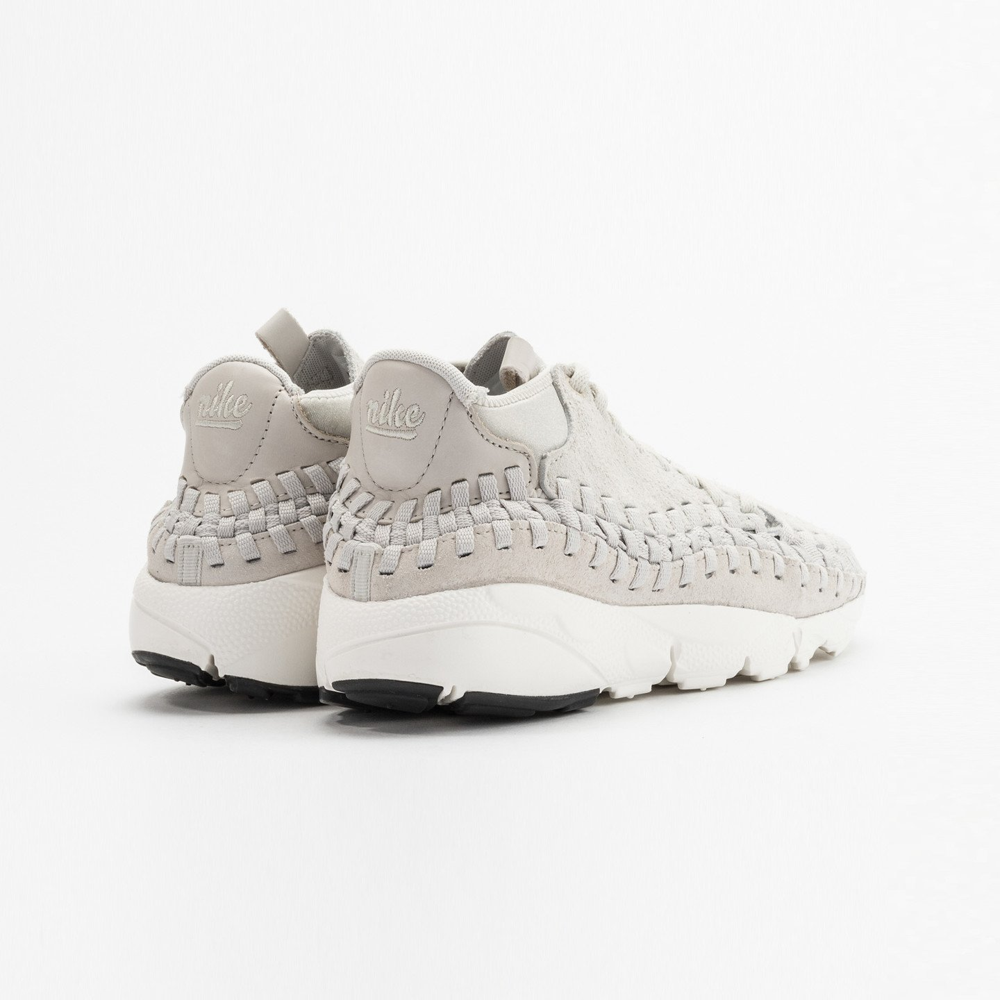 Nike Air Footscape Woven Chukka QS Light Bone / Summit White 913929-002