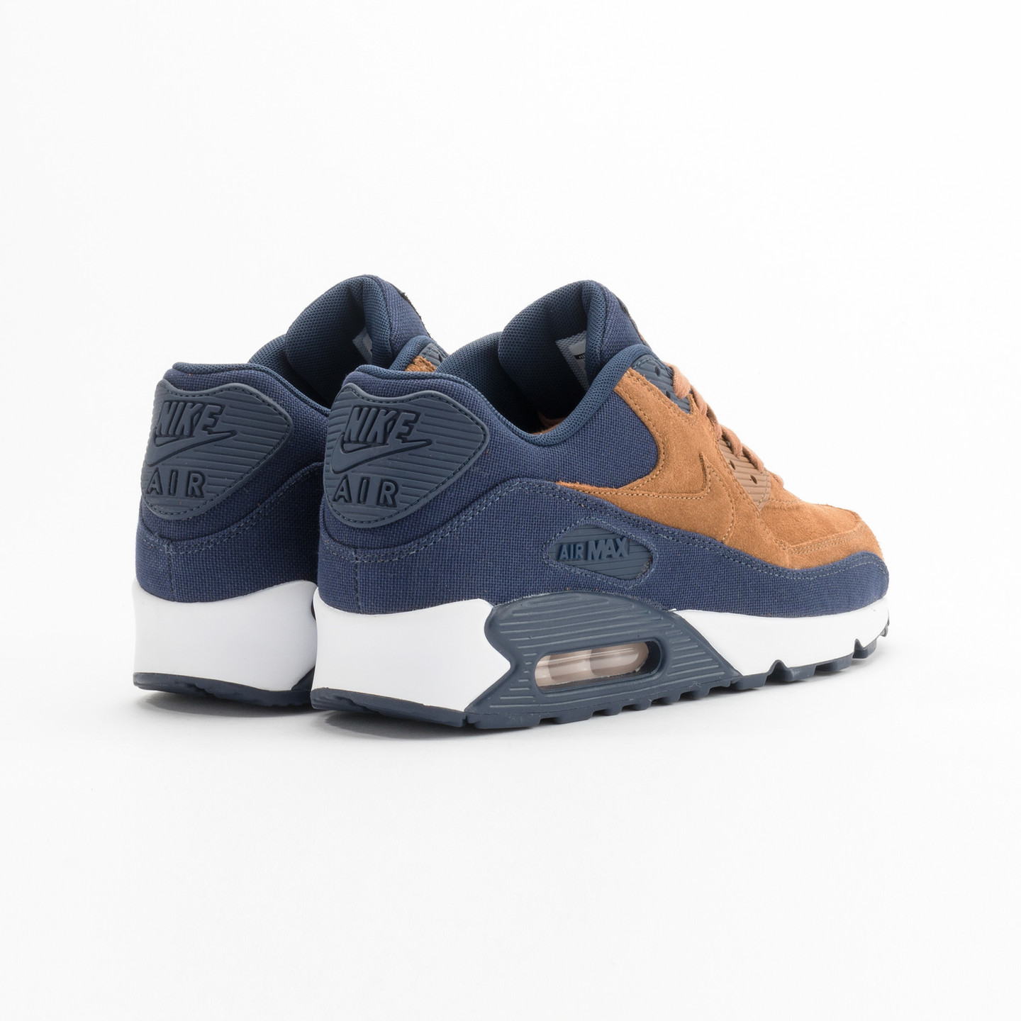 Nike Air Max 90 Premium Ale Brown / Midnight Navy 700155-201-41