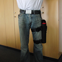 F-Exx 8.o Leg holster | Leg holster for the F-Exx 8.o | Artikelnummer: 8-700-001