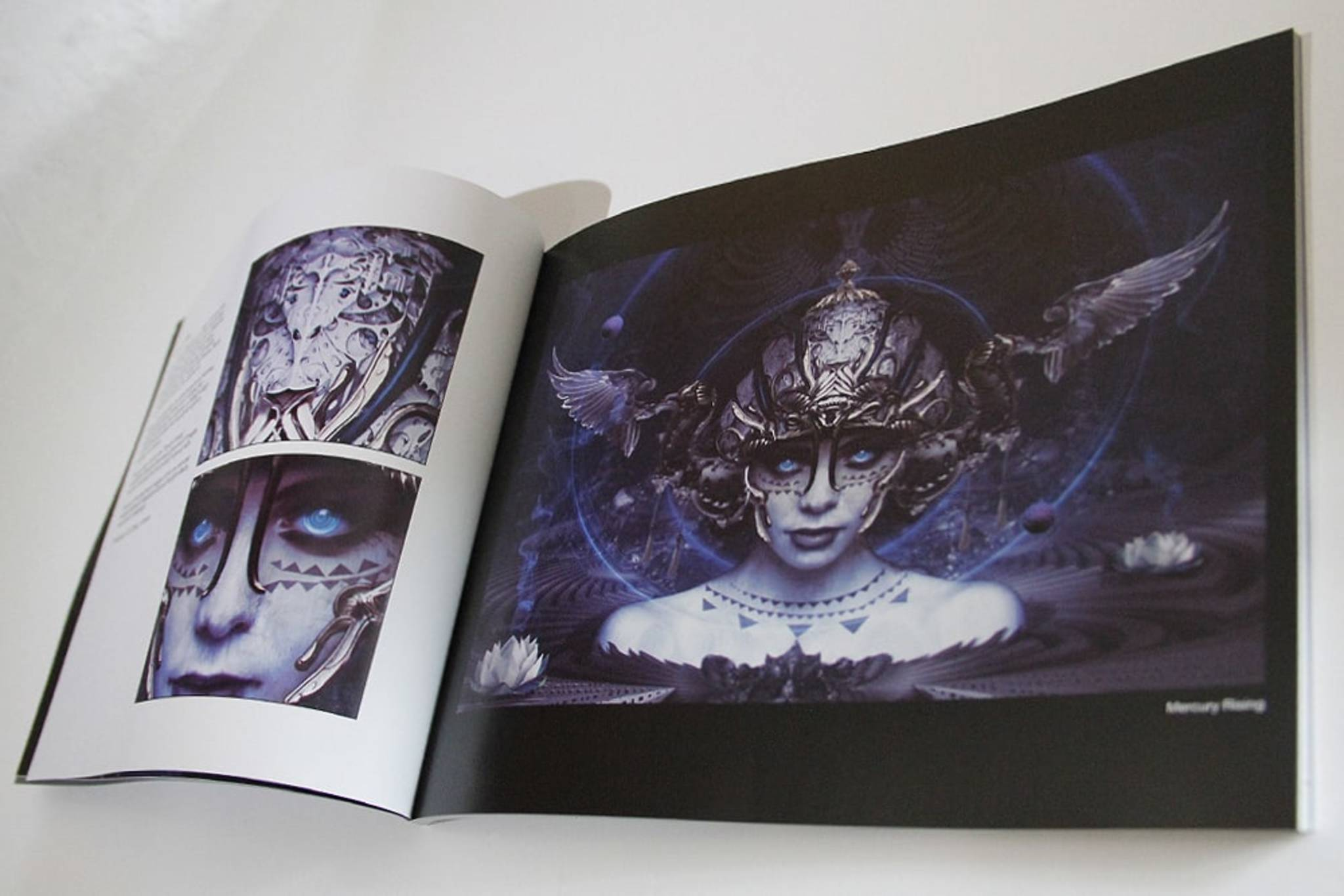 artbook transgenetic metahuman 4