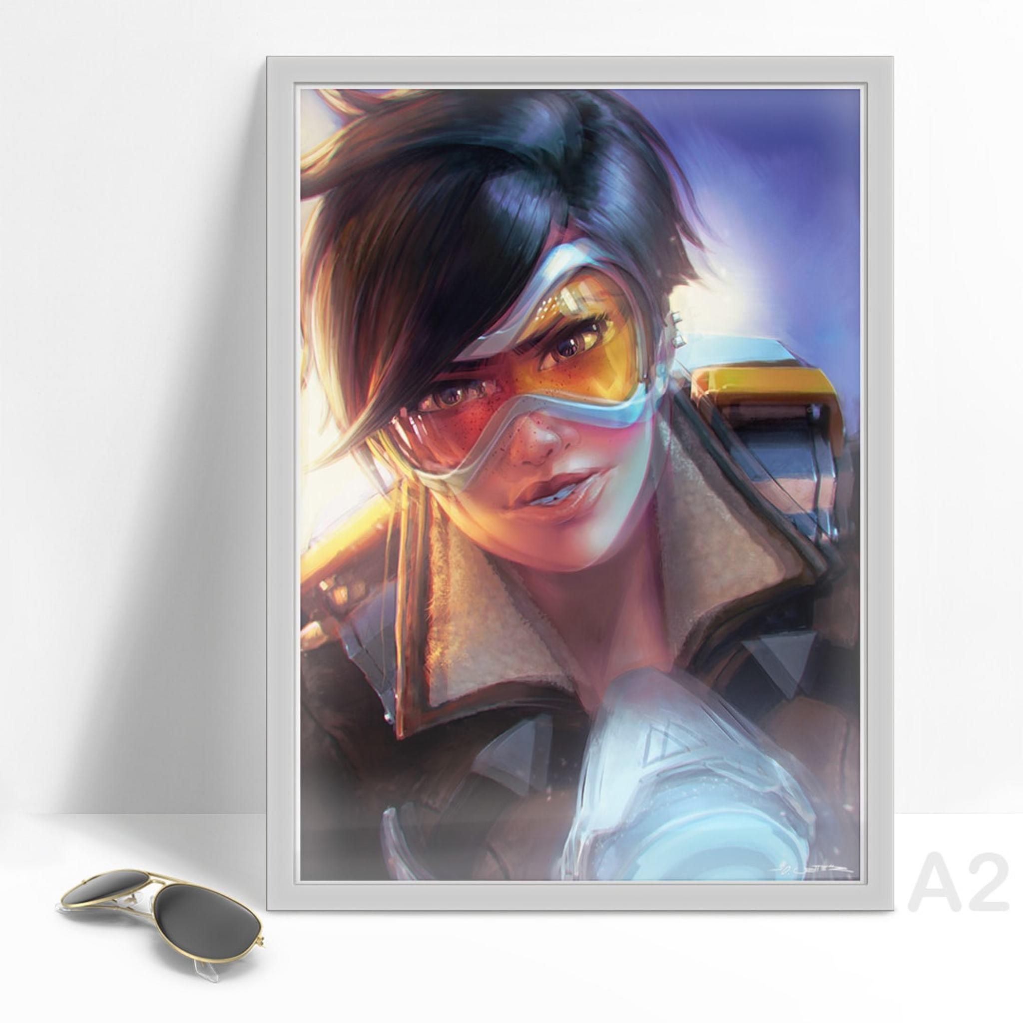 Tracer Poster A2