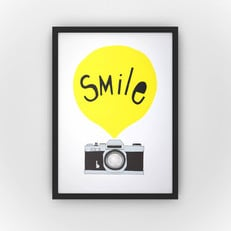 Smile (Yellow)