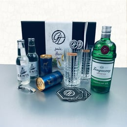 Tanqueray London Dry Gin & Tonic Geschenkeset
