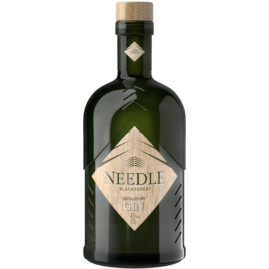 Needle Blackforest Distilled Dry Gin 0,5 ltr.