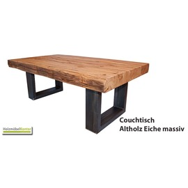 Couchtisch Eiche Altholz | Coffee Table Altholz | Artikelnummer: ctalt1106540