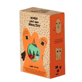 Make Your Own Monster Kit | Each pack contains different shapes and colors! | Artikelnummer: 738956998477