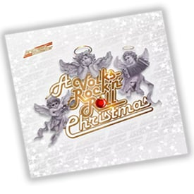 A Volks - Rock'n'Roll Christmas |  | Artikelnummer: AG-CD-025