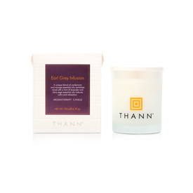 Earl Grey Infusion Aromatherapy Candle 190gr |  | Artikelnummer: 8856435016534