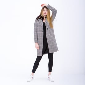 Coat (Fur), black-berry |  | Artikelnummer: 700128020
