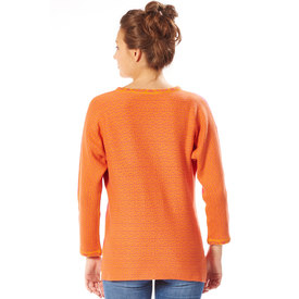 Wende-Sweater 'Netty', pink/orange |  | Artikelnummer: 269521_401 S