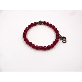 Mala - Armband 'Red Agate' |  | Artikelnummer: red agate