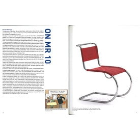 CANTILEVER CHAIR | Architectural Manifesto and Material Experiment | Artikelnummer: 200606