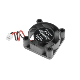 Team Corally -C53100  ESC Ultra High Speed Cooling Fan 25mm |  | Artikelnummer: C-53100