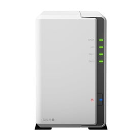 Synology DS216j incl. 4TB (2 x 2TB) WD RED NAS RAID Server Bundle | ab Lager lieferbar! | Artikelnummer: DS216j 2-Bay 4TB WD RED