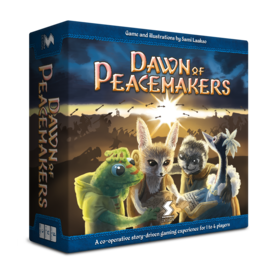 Dawn of Peacemakers |  | Artikelnummer: 0672713583929