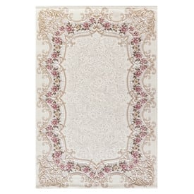 Istanbul 1355A Rose | 80 x 150 cm | Artikelnummer: Istanbul 1355A Rose 80x150