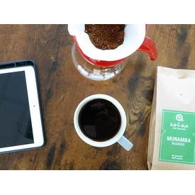 Hario Filterkaffee-Set rot | Home-Office-Starter-Set | Artikelnummer: HHOSS-002