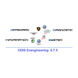 ODIS Engineering 6.7.5 DIAGNOSE SOFTWARE 2017 incl. Postsetup Ideal zum Komponenten Aktivierung | Windows XP und Windows 7 32bit | Artikelnummer: 000001026