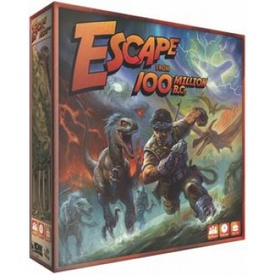 Escape from 100 Million BC |  | Artikelnummer: 827714011616