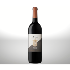 2018 BRINK'S FAMILY VINEYARDS PINOTAGE | PULPIT ROCK, SWARTLAND | Artikelnummer: BW72658