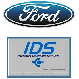 Ford IDS 116.01 + Kalibrierung C 81 Vollversion, Diagnosesoftware, Stand 12.2019 | Alle Windows-Systeme ab Windows 7 | Artikelnummer: 000001153