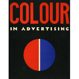 Colour in Advertising |  | Artikelnummer: PODE-KI-14145-951