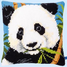 Panda - Vervaco Kruissteekkussen |  | Artikelnummer: vvc-153875