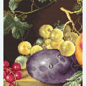 Still-Life 593 - borduurpakket met telpatroon Luca-S |  | Artikelnummer: luca-b593