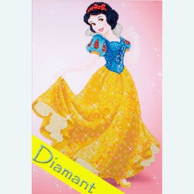 Snow White - Disney - Diamond Painting pakket - Vervaco |  | Artikelnummer: vvc-173561