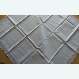Theenap kant - lila | zonder draad - zonder patroon | Artikelnummer: nra-8582