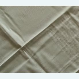 Theenap bloemen - limoengroen | zonder draad - zonder patroon | Artikelnummer: nra-16586