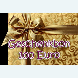 Geschenkbon 100 Euro |  | Artikelnummer: nra-24510-100