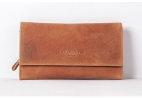 Wallet No 4-3 Camel-Brown