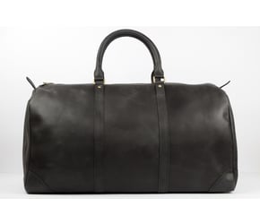 Weekender No 8-2 (L) | Anthracite-Black | Artikelnummer: HR-HOL-8-2_b